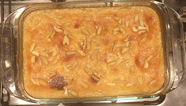 9. Badam nu Custard Ready