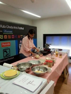 Kala Ghoda 2014 Workshop