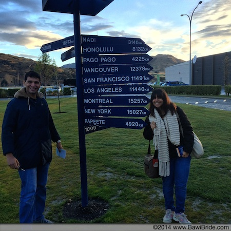 Queenstown - one of the Southernmost International Airports