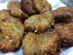 Shirinbai's Cheese Eeda Cutlets