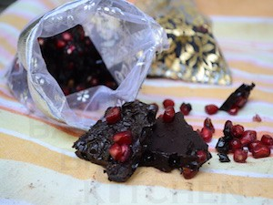A Pomegranate Bark for Yalda