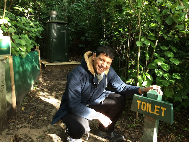 Functional Toilets within the remote Abel Tasman National Park
