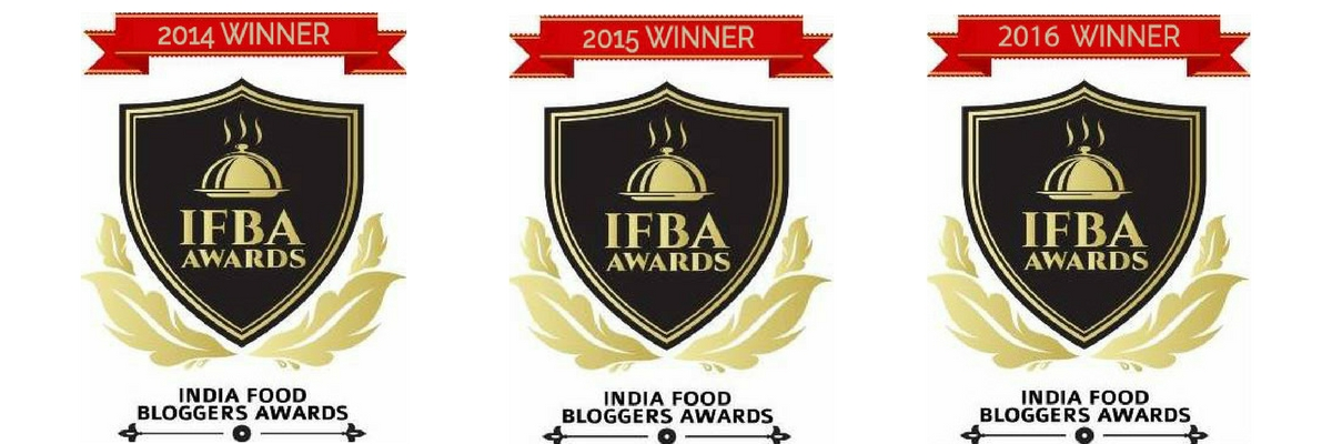 IFBA Best Regional Food Blog