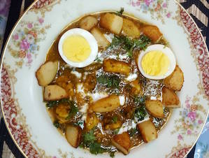 Prawn Potato Egg Patio_300x225